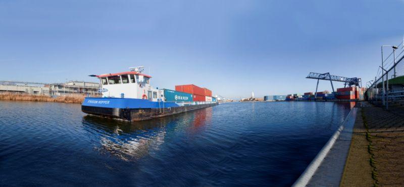 Havenontwikkeling Waalwijk