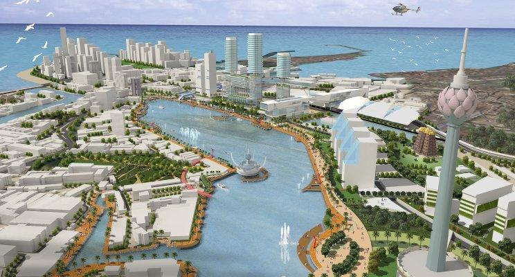 Inland Waterways Transport Project, Sri Lanka